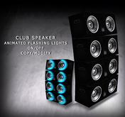 PIXLIGHTS FACTORY CLUB SPEAKER