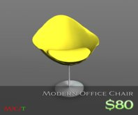 [br] Lemon Office Chair [Boxed]