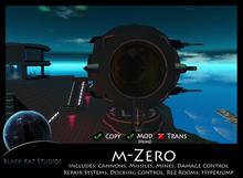 BKS Ships - m-Zero Battle Sphere (BOXED)