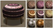 Oslo Urchin Stool - Texture Change with Props (LISP Bazaar)