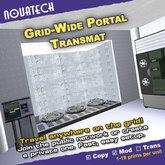 Grid-Wide Transporter, Transmat