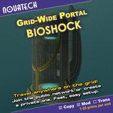 Grid-Wide Transporter, Bioshock