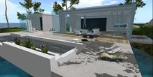 Designer Prims -Walk In the Light Prefab, House, Home, Modern Contemporary Design,