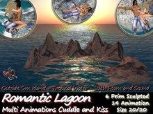 333 - Outside Sim Island Romantic Lagoon - Couple Animations