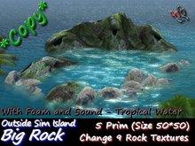 333 - Outside Sim Island Big Rock