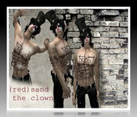 ::PROMO::(RED)SAND_The Clown