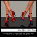 - MPP - Pin Up Stiletto - Red