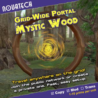 Grid-Wide Transporter, Mystic