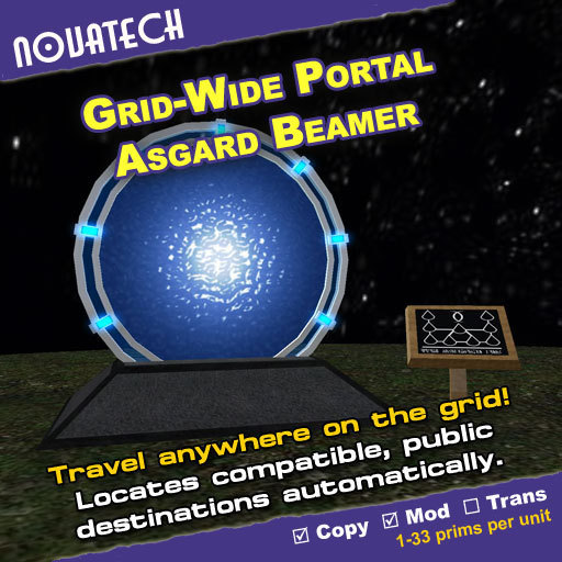 Grid-Wide Transporter, Asgard