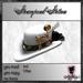 **Nightfairy's** Steampunk Stetson - White