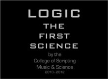 College of Scripting Music and Science LOGIC BOOK