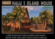 PROMO!save 2850L! Nalu's Island House-box