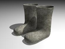 Felt boots(Mesh)