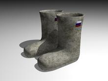Felt boots RUS(Mesh)