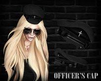 dl:: Officer's Cap