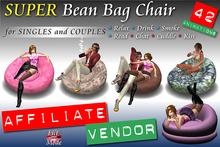 SUPER Bean Bag Chair *** AFFILIATE VENDOR ***