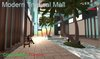 Modern Spacious Shopping Mall with Palm Trees and Waterfall - 16 stores / Vendors / Studio - Low prim - 4096sqm