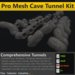 [FYI] Mesh Cave Tunnel Kit (Pro Edition)