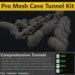 [FYI] Mesh Pro Cave Tunnel Kit (full perm)