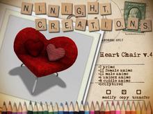 NN Heart Chair v.4