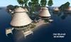 Langkawi islands resort (sim build-up pack) [669 prims]