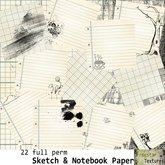 Frogstar - 22 Sketch & Notebook Paper