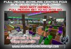 ~Full perm sculpted Bowling center + cafetaria - Sculpt maps & textures included in box! (size 26x40)
