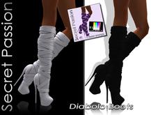 (SP) Diabolo Boots
