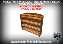 ~~Full perm  Shoe rack + Maps & textures