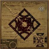 Framed Amaimon Parchment