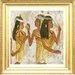 Three Egyptian Ladies