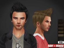 RAW HOUSE :: Wolf Hair [Dark Browns]