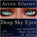 Mayfly - Deep Sky Eyes (Arctic Glacier)