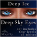 Mayfly - Deep Sky Eyes (Deep Ice)