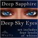 Mayfly - Deep Sky Eyes (Deep Sapphire)