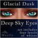 Mayfly - Deep Sky Eyes (Glacial Dusk)