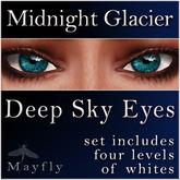 Mayfly - Deep Sky Eyes (Midnight Glacier)