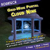 Grid-Wide Transporter, Cloud Nine