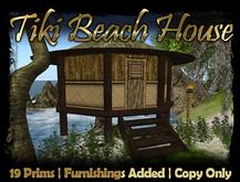MG - Tiki Beach House