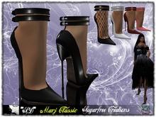 **SD**-Marj Romantic  formal shoes Stiletto Fatpack