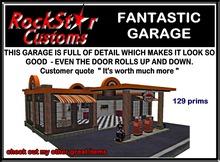 FANTASTIC GARAGE
