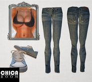 CHICA BOOM:Outfit Promo