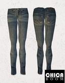 CHICA BOOM:FreeWomansJeans