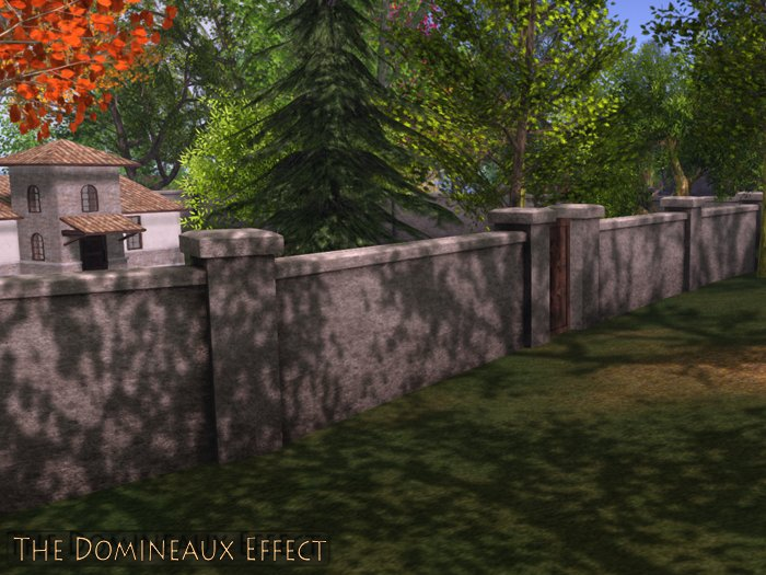 Low Impact Garden Wall kit