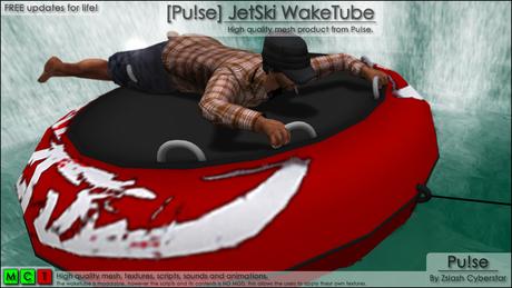 [Pu!se] WakeTube [JETSKI ADDON]