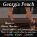 Georgia Sandal Heels - Peach