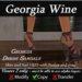 Georgia Sandal Heels - Wine