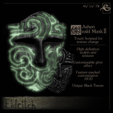 .Eldritch. Weald Mask II ~ Ashen