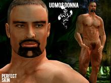 :UOMO&DONNA: skin male FRED clean