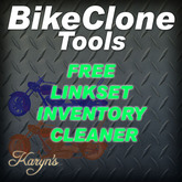 Free BikeClone Linkset Inventory Cleaner Script